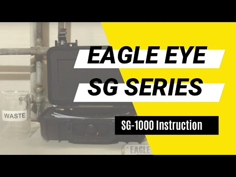 Eagle Eye SG-Series: SG-1000 Instruction