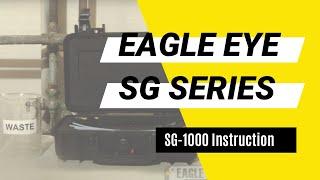 Eagle Eye SG-Series: SG-1000 Instruction