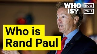 Who Is Rand Paul? Narrated by Chloe Woodard | NowThis