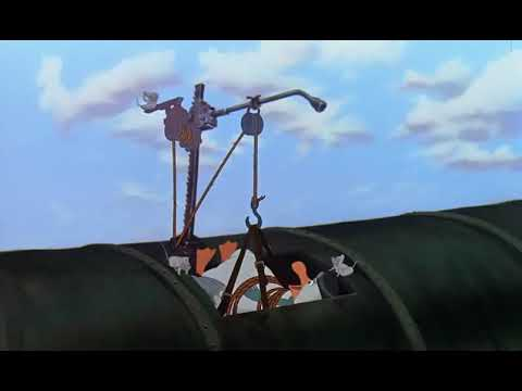 The Rescuers Down Under - Hospital Scene 1