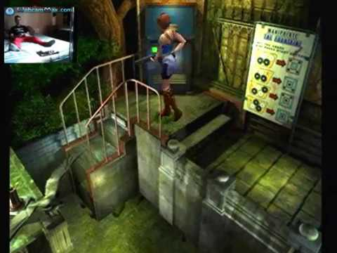 Shim Plays Resident Evil 3 (1999) on PlayStation