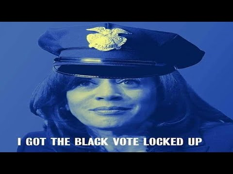 Do Liberals Support Blue Lives Matter Or Is Kamala Harris Just A Fascist?