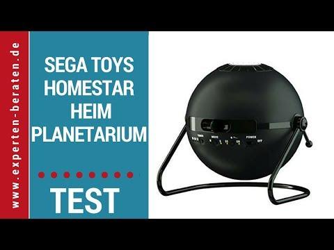 ☑ Das Universum im Wohnzimmer ► Heimplanetarium SegaToys ► Unboxing und Test