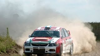 preview picture of video 'Rally Coronel Pringles 2014 - Nacional y Bonaerense'