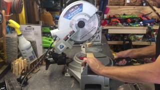 Tool Refresh $35 Compound Miter Saw Won't Miter