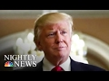 President-Elect Donald Trump Calls For Nuclear Arms Race, Stunning Experts | NBC Nightly News