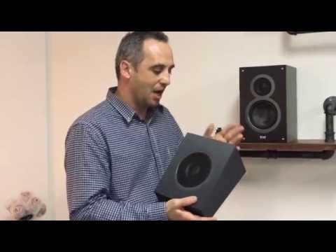 Synergy Audio Visual's Jack Sarkissian took us through the new Elac Debut range
