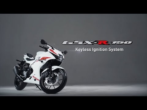 Keyless Ignition System Suzuki GSX-R 150 I OTO.com