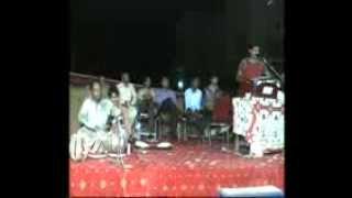 Chal Gadiye By Zahid Tabu(Vocal) Shahid Jimmy(Tabla) Mariam Abad Song