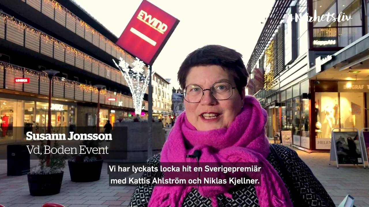 Susann Jonsson om Eyvind 2018