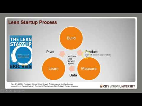 Session 8: Lean Startup Methodology for Education (Udemy ...