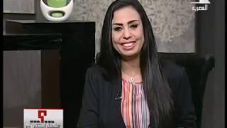 الإعلامية عزة عبد الحكيم ( علامة استفهام )