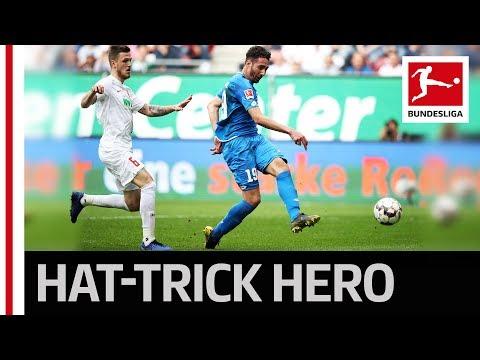 Belfodil Hoffenheim's New Goal Machine - First Algerian Player To Score A Bundesliga Hat-Trick