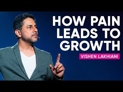 Vishen Lakhiani-How To Bounce Back From Pain & Use It For Your Greatest Growth