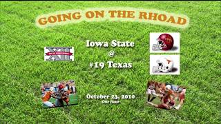 2010 Iowa State @ Texas One Hour