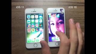 iPhone 5s İçin iOS 11 İnceleme ve iOS 10 İle Karşılaştırma