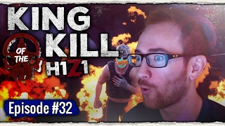 FREE PEWDIEPIE | H1Z1 King of the Kill #32
