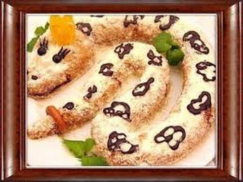 Торт  Змея Скарапея   Муравейник  Блюда к праздникам.