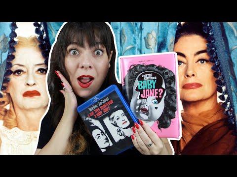 O Que Terá Acontecido a Baby Jane? - Henry Farrell [Livro x Filmes]