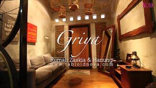 Rumah Tumbuh Zazkia Adya Mecca & Hanung Bramantyo