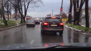 Быдло за рулем   Подборка неадекватных водителей