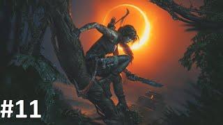Let's Play Shadow of the Tomb Raider #11 - Die junge Abenteurerin [HD][Ryo]