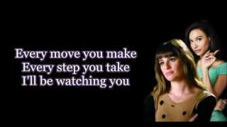 Glee Every Breath You Take