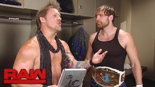 The Lunatic Fringe believes there's only one way to truly reconcile with Chris Jericho.#RAWMore ACTION on WWE NETWORK : http://wwenetwork.comSubscribe to WWE on YouTube: http://bit.ly/1i64OdTMust-See WWE videos on YouTube: https://goo.gl/QmhBofVisit WWE.com: http://goo.gl/akf0J4