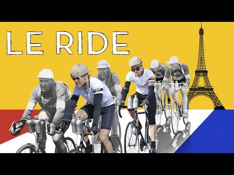 Trailer For Le Ride