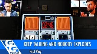 Keep Talking And Nobody Explodes - GG Pocket