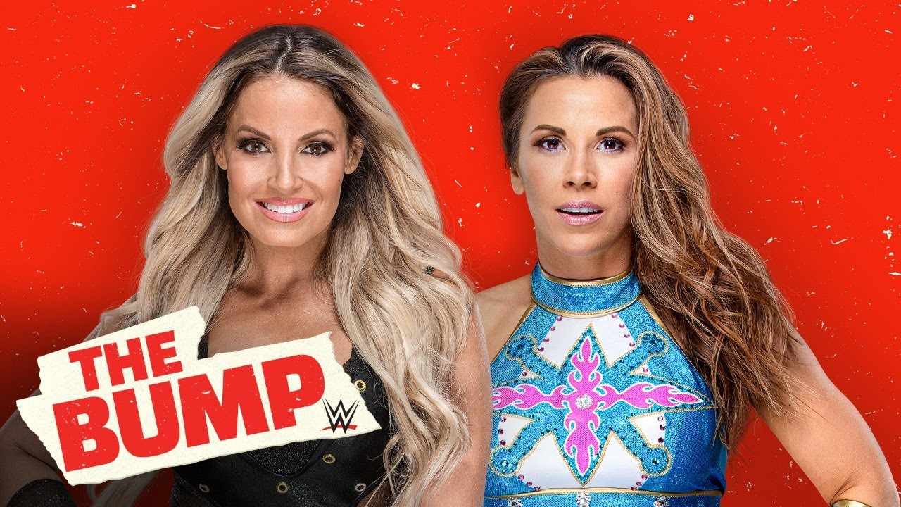 Trish Stratus and Mickie James reunite: WWE's The Bump, Sept. 16, 2020
