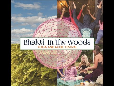 Bhakti in the Woods