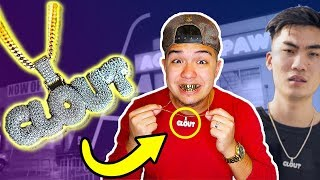 PAWNING THE CLOUT GANG CHAIN!! | LEGIT VLOGS
