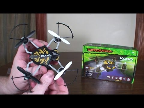 Dromida - KODO - Review and Flight