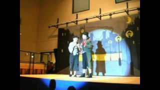 preview picture of video 'Oliver Twist, St Kevin's primary school 2012'