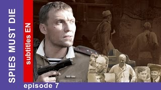 Spies Must Die. Episode 7. Russian TV Series. StarMedia. Military Detective Story. English Subtitles