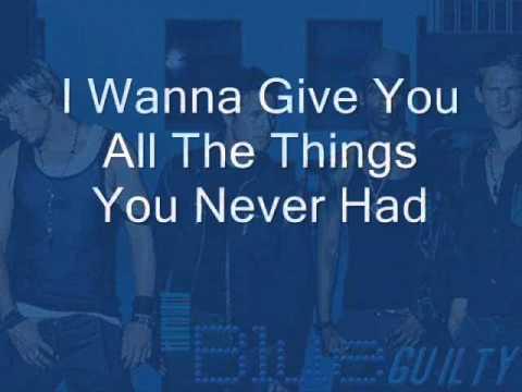 Blue - Guilty Lyrics
