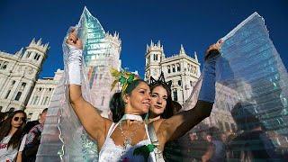 Százezrek buliztak a World Pride madridi felvonulásán