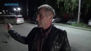Водитель автомобиля рассказал, как произошло ДТП