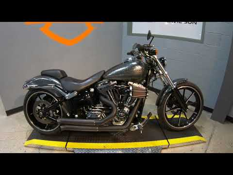 2014 Harley-Davidson Breakout FXSB 103