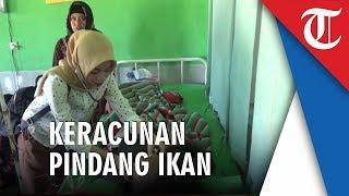 Seusai Terima Rapor, 38 Warga Desa Diduga Keracunan Jajanan SD Pindang Ikan Mas, 2 Orang Meninggal
