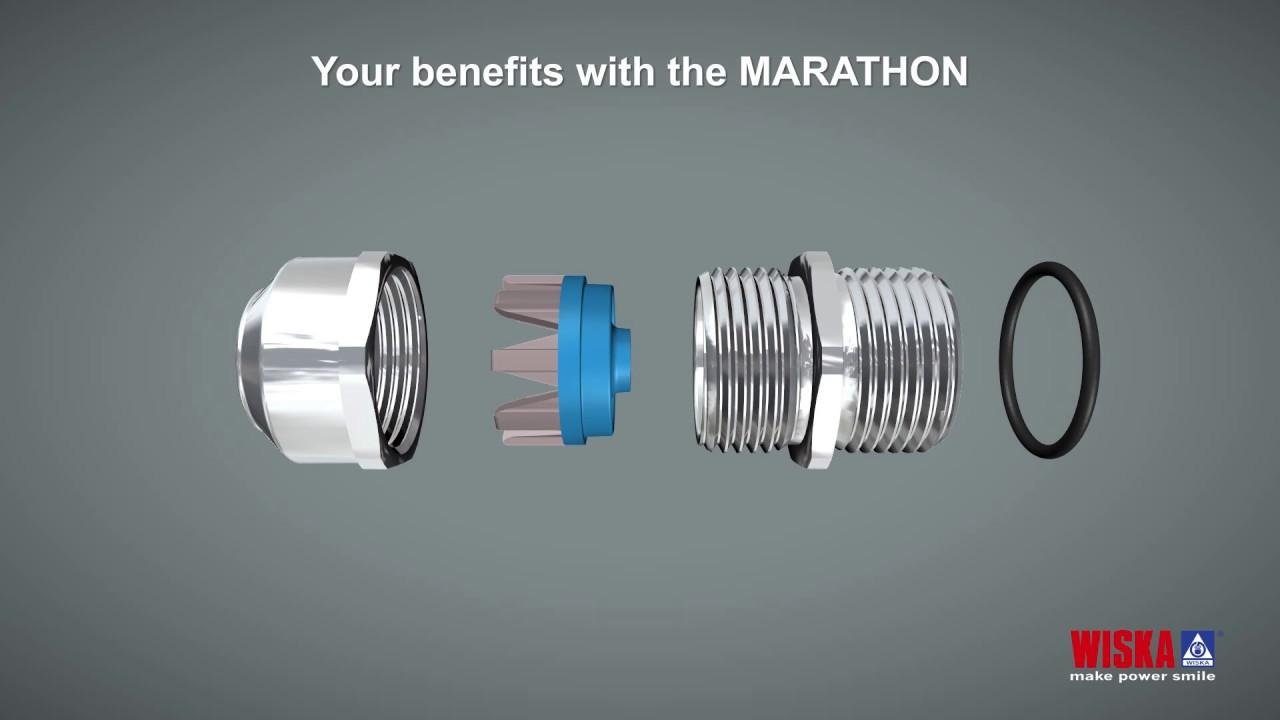 Your benefits with the MARATHON