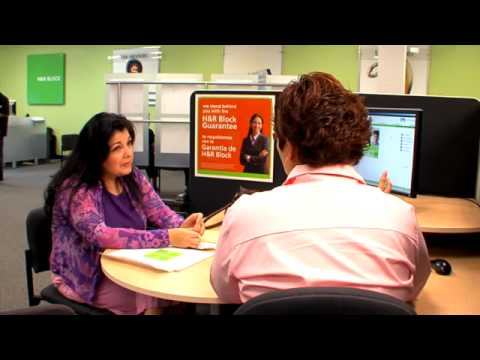 Take the H&R Block Income Tax Course - YouTube