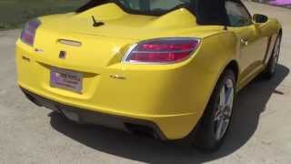 HD VIDEO 2008 SATURN SKY RED LINE TURBO FOR SALE SEE WWW SUNSETMOTORS COM