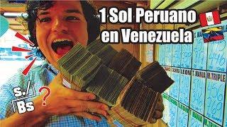Cuanto equivale un Sol Peruano en Bolívares - Venezolanos en Peru