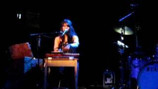 Bat For Lashes - Prescilla - Live Botanique Bruxelles 15-05-09
