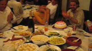 Эндрю Ли Поттс, Sarah-Jane's birthday 30th August 2006
