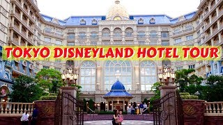 Tokyo Disneyland Hotel Tour | Standard Room Tour & Other Cool Features!
