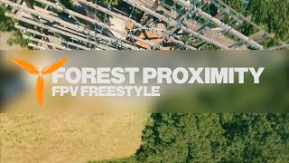 Forest Proximity FPV Freestyle