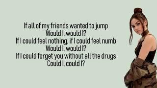 Maggie Lindemann   Would I (Lyrics | Lyric Video)